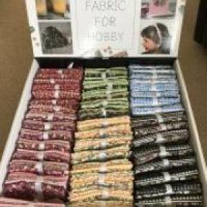 Fabric For Hobby – Fat Quarters